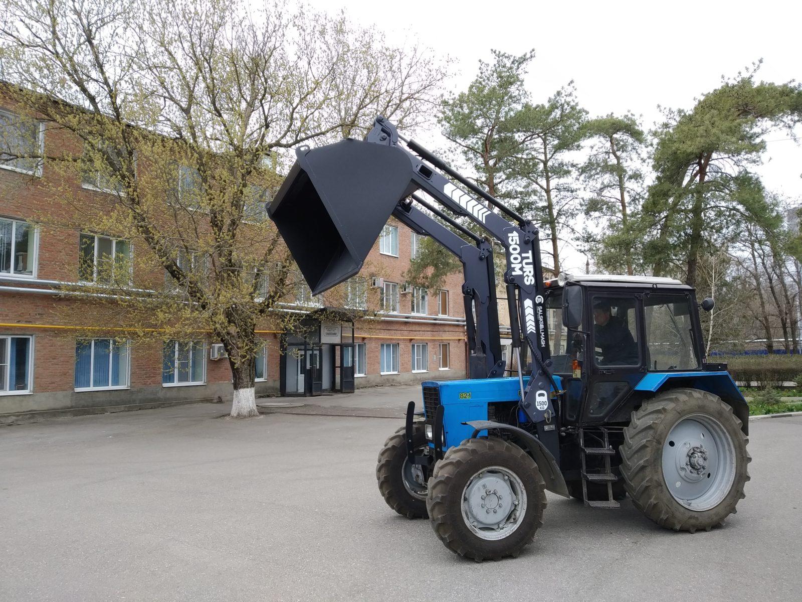 Новый TURS-1500М запущенв серийное производство!